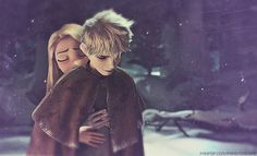 Poliana and Jason. Brother and sister, sadness powers and both 16. Their birthday is November 14th, 1998. They are juniors in high school. Polina is in Hufflepuff. Jason is in Slytherin. Their mother is Athena. A P and J charm.