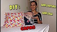 capas para almofadas sem costura https://www.youtube.com/watch?v=UX6PbK1SEXw