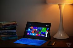 Microsoft Surface Pro 3 review | The Verge  This tablet wants to replace your laptop
