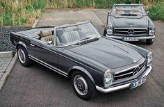 A Look at the Fabulous Mechatronik Mercedes-Benz M-SL on http://www.benzinsider.com