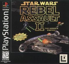 Star wars - Rebel Assault 2