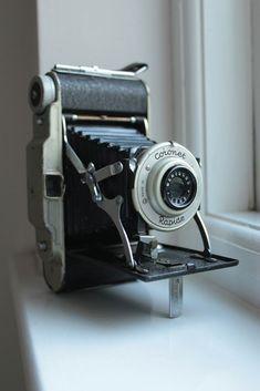 Coronet Rapide #vintage #camera