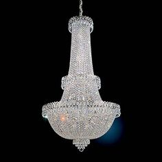 862 best crystal chandeliers images on pinterest in 2018 crystal schonbek camelot collection 41 light crystal chandelier aloadofball Images