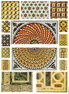 byzantine caneing patterns - Google Search