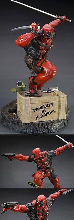Deadpool /drool -Amanda