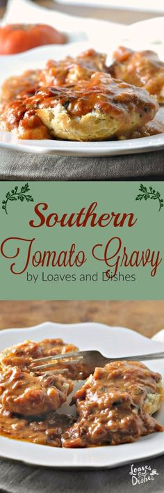 Need a terrific Tomato Gravy Recipe? Of course you do! Easy, … Need a terrific Tomato Gravy Recipe? Of course you do ! Easy, using ingredients you probably have in your kitchen Cooks Country Recipes, Country Cooking, Southern Recipes, Cooking Recipes, Easy Recipes, Southern Food, Southern Style, Cooking Ideas, Southern Quotes