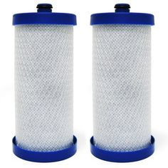 Frigidaire PureSource Fridge Filter WF1CB/RG100 2Pk by Frigidaire. $49.48. The factory original Frigidaire PureSourcePlus WF1CB Filter is used in refrigerators by Frigidaire, Kenmore and others.  The WF1CB filter creates better tasting water for drinking and making beverages as well as clean, clearer, healthy ice.  This filter fits all PureSource equipped refrigerators manufactured after April 2001.Features:     Original OEM product  Easy installation and operation...
