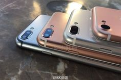 iPhone 7 Plus? iPhone 7 Pro? Here's a video showing either or both of them