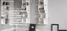 Urban modern and unique furniture. Find your storage match at BoConcept.com