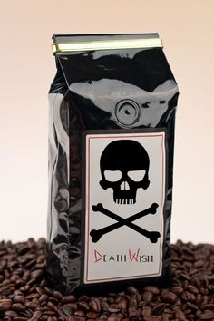 The Strongest Coffee in the World: Death Wish Coffee