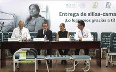 Alcanza fundación IMSS 118 millones de pesos en donaciones - http://plenilunia.com/voluntades-en-accion/alcanza-fundacion-imss-118-millones-de-pesos-en-donaciones/43218/