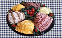 Medberry Marketplace Meat & Cheese Tray