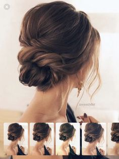 Pin by Lisa Yeager on Hairstyles in 2019 Groom hair styles Wedding hairstyles Short bridal hair Pin by Lisa Yeager on Hairstyles in 2019 Groom hair styles Wedding hairstyles Short bridal hair Martina Genn nbsp hellip hairstyles short Short Wedding Hair, Wedding Hairstyles For Long Hair, Formal Hairstyles, Up Hairstyles, Updo Hairstyles For Bridesmaids, Updo For Long Hair, Wedding Guest Updo, Mother Of The Groom Hairstyles, Simple Wedding Updo