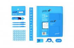 Cool school supplies from Yoobi - buy one, one donated to a US classroom in need.