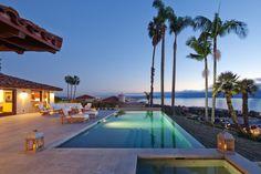 La Jolla residence, CA. Hill Construction Company, San Diego.