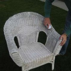 Cleaning Patio Furniture On Pinterest Cleaning Outdoor