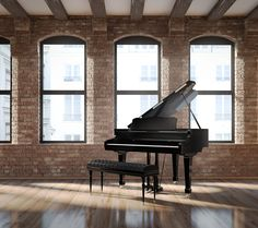Baby grand... Steinway for life
