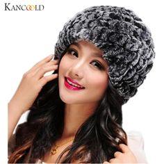 Women Winter Warming Soft Line Woolen Kinitting Hats Lady Handmade Warm Caps Female Headgear Nov7 #Affiliate