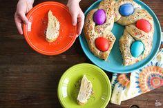 Fiesta® Dinnerware Easter Bread recipe on the blog at www.alwaysfestive.com   Fiesta Dinnerware, Always Festive