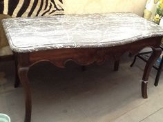 Antique French Oak Marble Top Console by SavaleFlowersAntique French Oak, Marble Top, French Antiques, Console, Dresser, Table, Furniture, Vintage, Home Decor