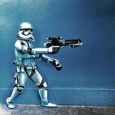 501st Legion @MexicanGarrison #CDMX #arteurbano #urbanart #urbanwalls #stormtrooper #grafitti #grafittiart #StarWars