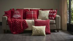 winter cushions - Google Search