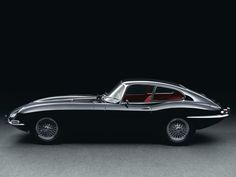 Jaguar E-Type. Still love that body. Just wish it would start...