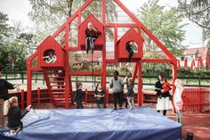 Gallery of 18 Cool Examples of Architecture for Kids - 10