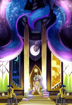 This is beautiful. In light of the recent episode...I still think poor Luna gets treated so unfairly...