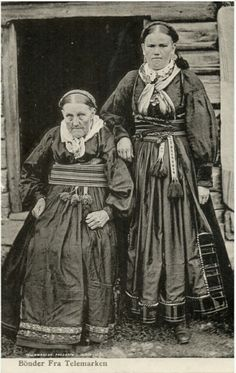 Folk Costume, Costumes, Vintage Photos Women, My Ancestors, Folklore, Norway, Culture, Embroidery, Clothing