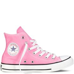 1419b375f0ffc2 online shopping for Converse Womens Converse All Star Hi High Top Chuck  Taylor Chucks Trainers - Pink - from top store. See new offer for Converse  Womens ...