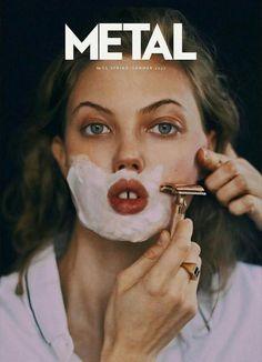 coco-vaughn: METAL Magazine S/S 2017 Cover Photographers: Gabriela Celeste