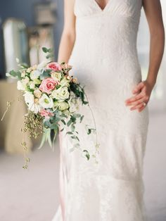 Photography : Joseba Sandoval | Wedding Dress : Claire Pettibone Read More on SMP: http://www.stylemepretty.com/2014/05/06/garden-romance-in-the-south-of-spain/