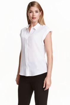 Blusa de seda | H&M