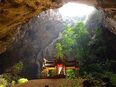 Phraya Nakhon Cave Hua Hin