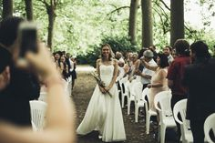 Laura + Greg | Mariages Cools Mariage | Queen For A Day - Blog mariage