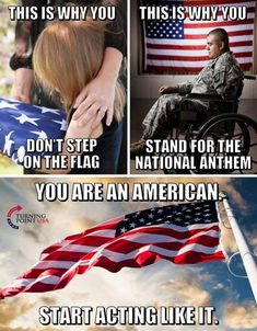 An American Conservative & Patriot: Photo I Love America, God Bless America, America America, Country Quotes, National Anthem, Military Life, Military Memes, American Pride, Before Us