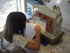 Will come in handy sometimes. Homestead Revival: Beginning Sewing Lessons