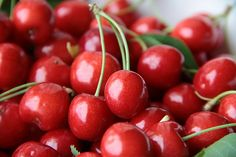 Utah cherries.