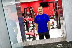 Honza Kareš otevírá nové fitness centrum na Praze 1