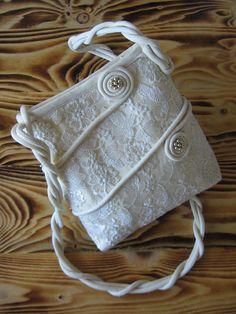 Wedding Bag Wedding Purse Lace Bridal Purse Purse For