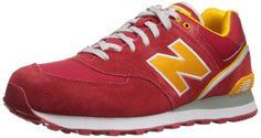New Balance Men's ML574 Stadium Jacket Pack Running Shoe,Red/Yellow,8 D US New Balance http://www.amazon.com/dp/B00EYNFI5Q/ref=cm_sw_r_pi_dp_JmRnub0P57VSN