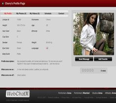 WebChatX: Cherry (Phone Chat)