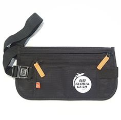 Travel Wallet Money Belt Passport Holder in RFID theft protective material *** You can find more details by visiting the image link. (Note:Amazon affiliate link)