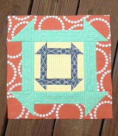 22 Favorite Quilt Blocks | Sew Mama Sew |