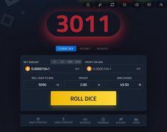 dice bitcoin taglio btc