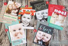 New! Holiday Photo Cards