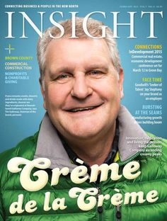 in February, we featured Galloway Company on the cover of Insight on Business. It was a great look at the inner workings of this venerable Neenah company.