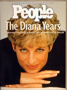 Princess Diana People Magazine Commemorative Edition The Diana Years