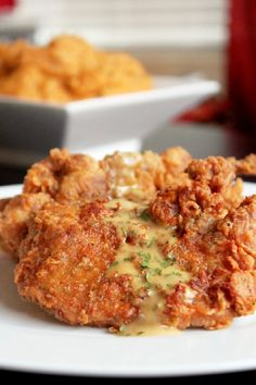 Spicy Fried Pork Chops-Creole Contessa